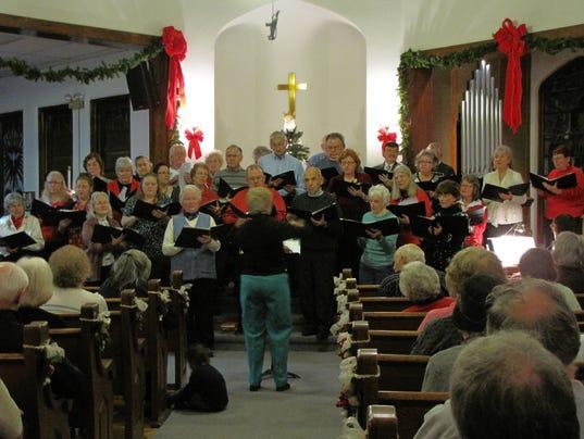 Candor Community Chorus