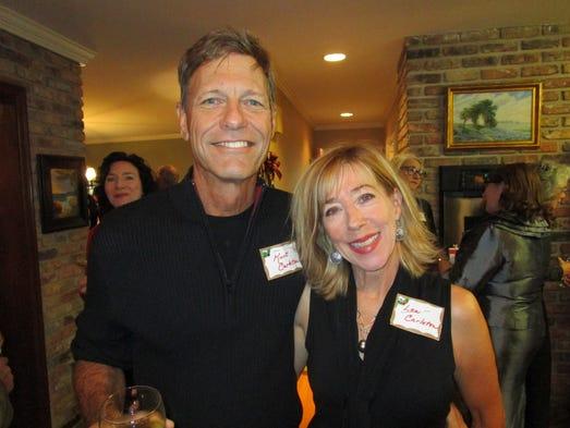 Kurt and Lea Carleton