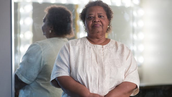 """Lillie Evans, who wrote a play, Take my Hand, a Blues Man's Path to Gospel,"""" has canceled the production, which was set to open May 15, 2015, over the threat of possible legal action."""