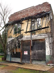 The Bryant store in Money, Mississippi, photographed here in 2007, is the location where Emmett Till allegedly whistled at a white woman in 1955.