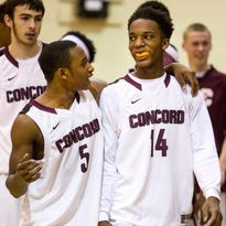 Concord will face either Delcastle or Milford in a second-round game next Friday.