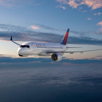 First flight of Bombardier's CSeries jetliner