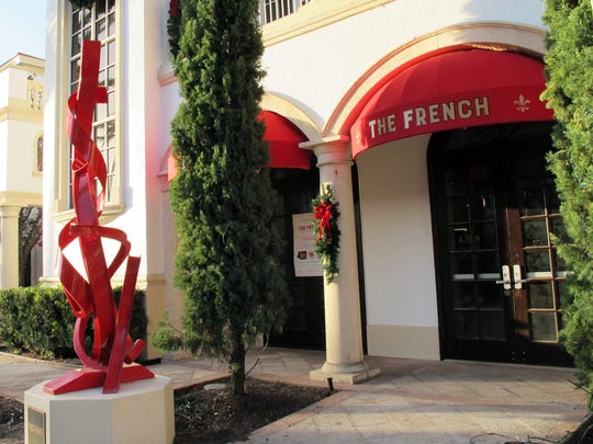 The French brasserie is opening Jan. 20 in redeveloped retail space at 365 Fifth Ave. S. in downtown Naples.