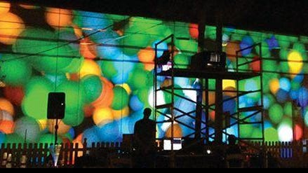 For a schedule of events check out Artandalgorithms.com