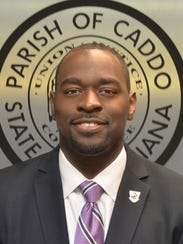 Steven Jackson, commissioner of Caddo Parish District 3