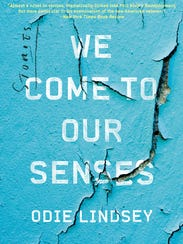 """Book cover, """"We Come To Our Senses"""" by author Odie"""
