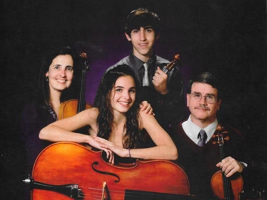 Abel Family String Quartet