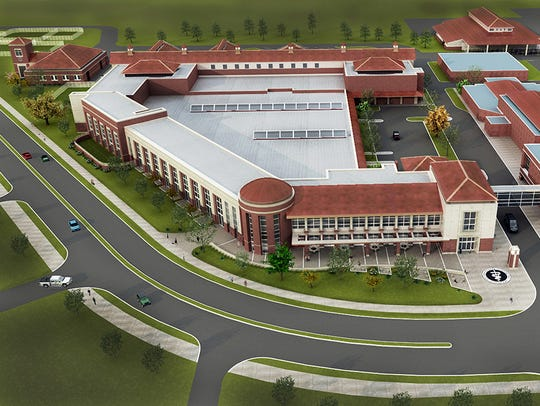 Purdue will be getting a new veterinary teaching hospital.