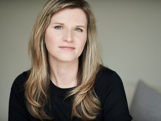 Author Tara Westover.