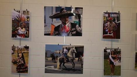 New Life Alliance presents a Hispanic heritage  photo exhibit at Vineland Public Library.