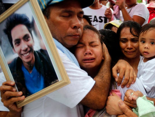 EPA EPASELECT PHILIPPINES DUTERTE DRUG WAR CLJ CRIME PHL LA
