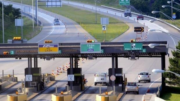 The Pennsylvania Turnpike will not return to cash tolls, resulting in the loss of 500 jobs.