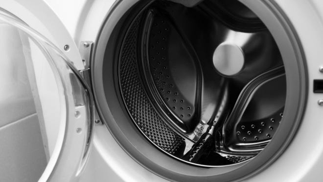 By washing clothes in hot water, Americans waste the equivalent of 100,000 barrels of oil each day.