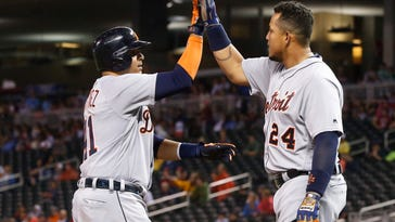 Gibson falters as Twins fall to Tigers 8-3