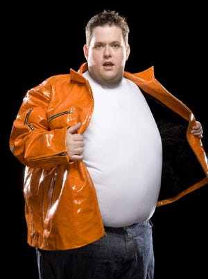 Ralphie May comes to the Gillioz on Saturday at 7 p.m.