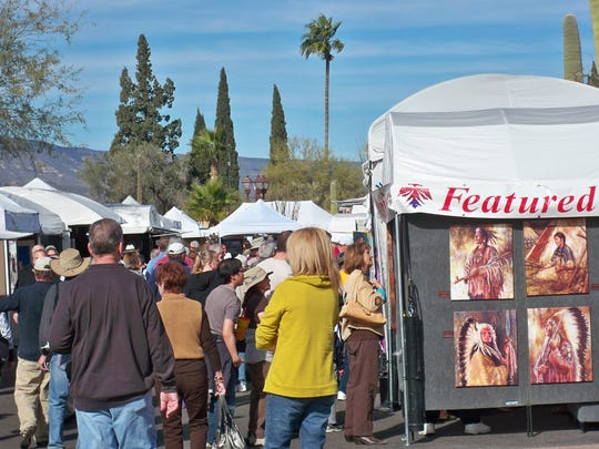 The 22nd annual Carefree Fine Art & Wine Festival is
