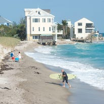 Eroded Treasure Coast beaches could receive funding under new Senate bill