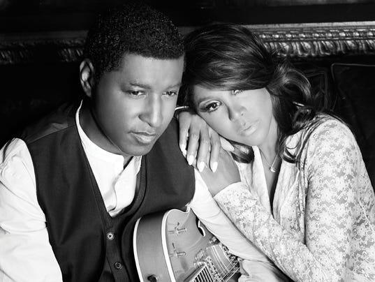 Babyface and Toni Braxton