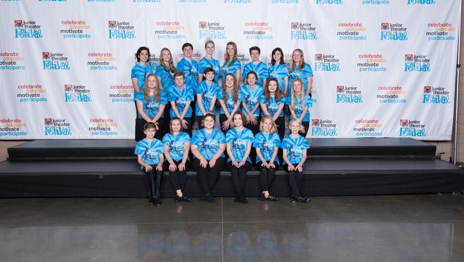 Students from Manitowoc's Treehouse Theater won national awards and earned other recognition at the 2018 Junior Theater Festival in Atlanta.