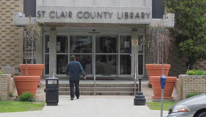 St. Clair County Library will present its five-year strategic plan for final approval to the county commissioners Thursday.