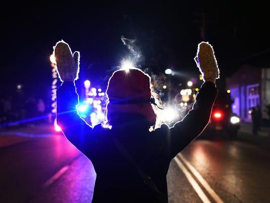 US-CRIME-POLICE-RACE-UNREST