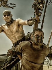 """Nicholas Hoult stars in """"Mad Max: Thunder Road."""""""