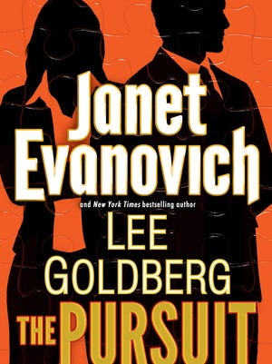 'The Pursuit' by Janet Evanovich and Lee Goldberg