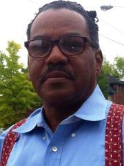 The Rev. Ron Robinson is interim pastor of Shawnee