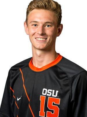 Sprague graduate John Chambers played one season on the Oregon State men's soccer team.