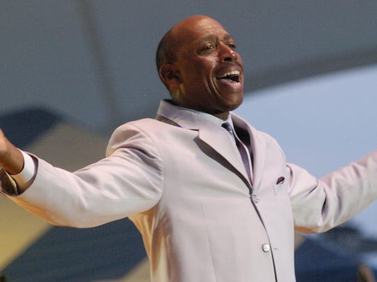 Jeffrey Osborne will appear at the Classic Concert on Sept. 12.