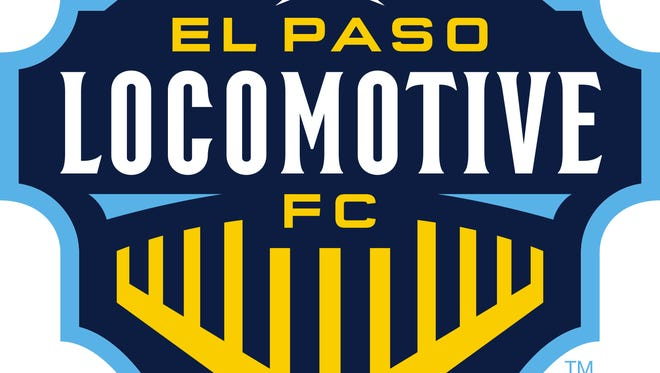 The El Paso Locomotives unveiled their nickname and crest at a ceremony Thursday