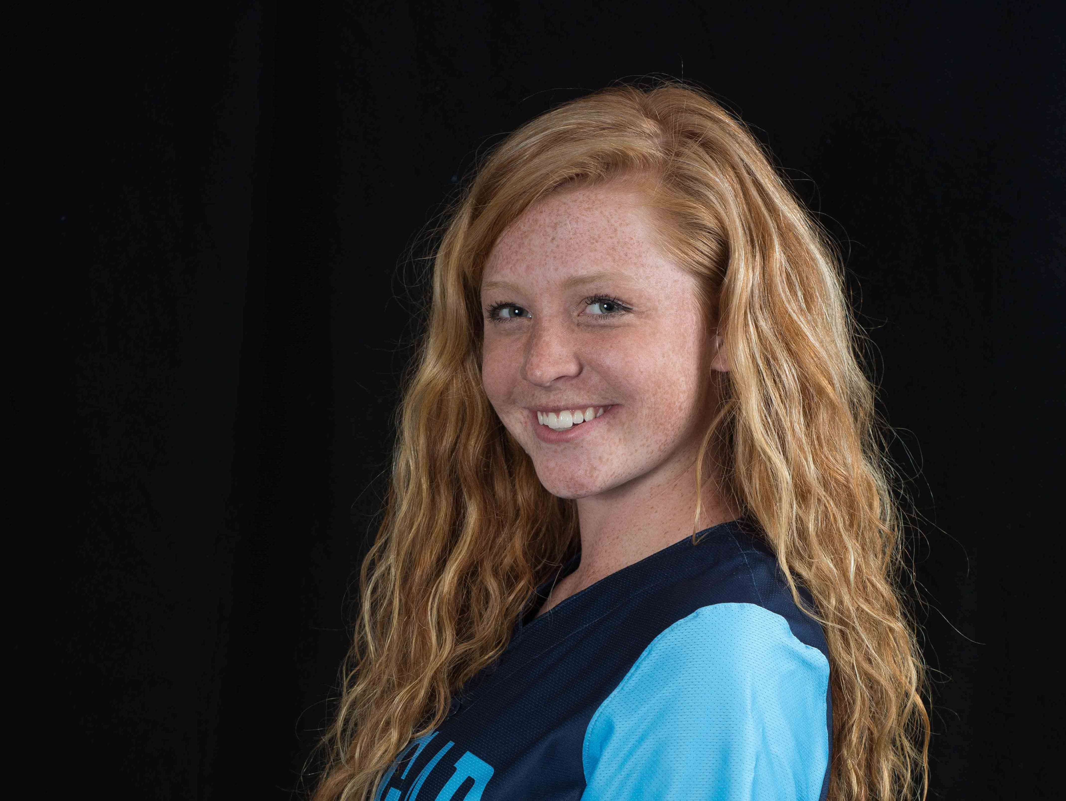 Enka senior Mariah Foxworth has committed to play college softball for Southern Wesleyan (S.C.).