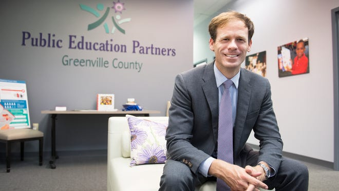Ansel Sanders is the President and CEO of Public Education Partners.