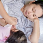 Breastfeeding and bed-sharing: Navigating the co-sleeping debate as a breastfeeding mother