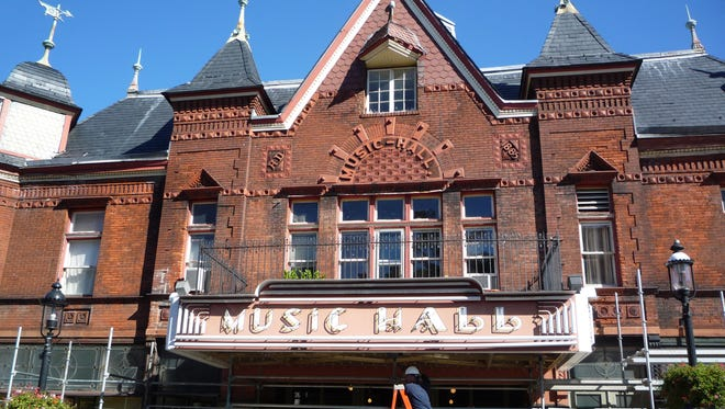 The music hall will save 27 percent of its annual energy usage.