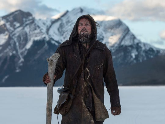 Leonardo DiCaprio is a certain nominee for 'The Revenant.'