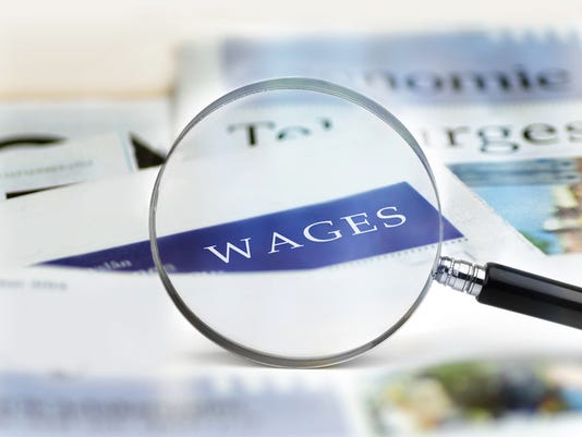 Generic Stock Images - Salary Wages