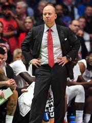 Cincy coach Mick Cronin says he wishes people would drop old perceptions about the school and its basketball program.