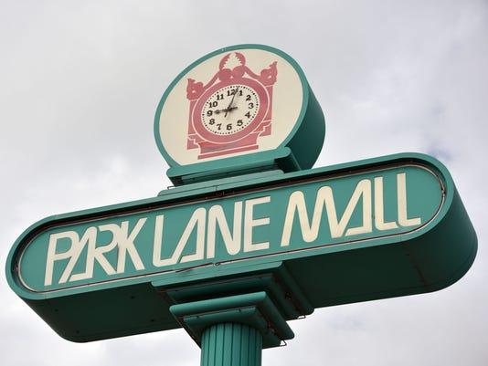 Park Lane Mall sign.JPG