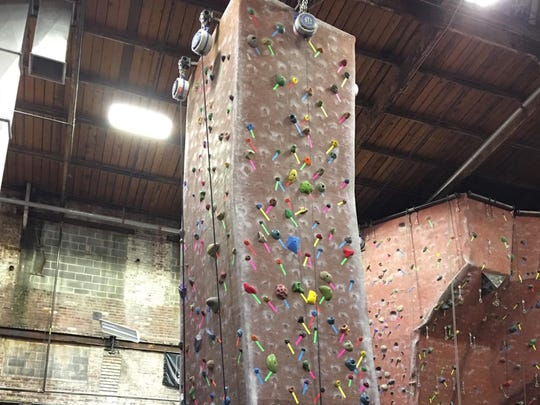 Rockville Climbing Center has rock walls of all types.