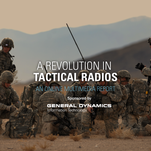 A Revolution in Tactical Radios