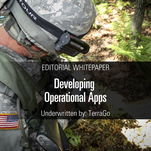 Developing Operational Apps