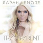 The cover of Sarah Lenore's new album