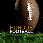 ESPN.com is reporting Randy Melvin will join Purdue's coaching staff