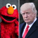 'Sesame Street' v. Trump: The show's long history of mocking 'Donald Grump'