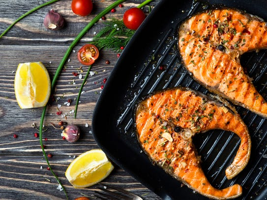 Find your favorite way to make grilled salmon and enjoy