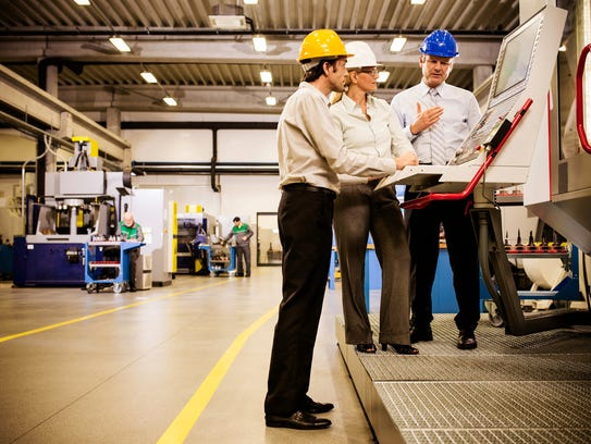Many employers require plant managers to have at least