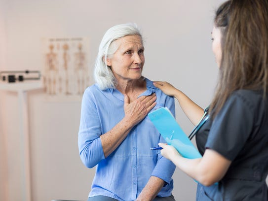 The cardiac effects of certain cancer treatments may