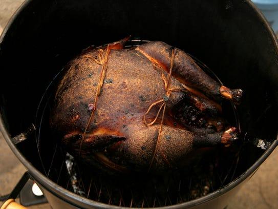 Randi Reed doesn't serve turkey anymore at Thanksgiving