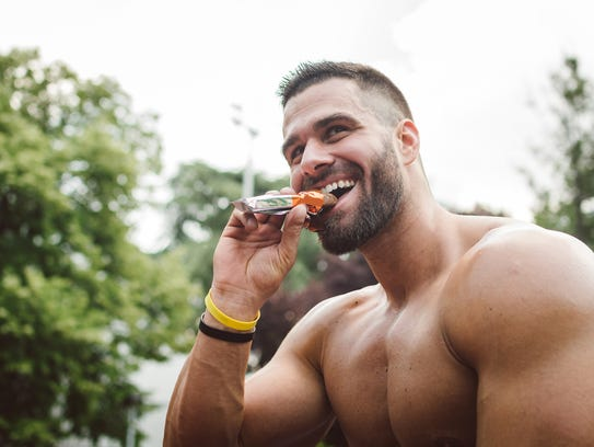 Many protein bars are essentially candy bars. Post